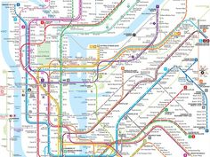 This New NYC Subway Map May Be the Clearest One Yet - Curbed NY