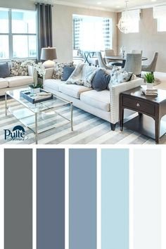 7 Best Navy blue and grey living room images | Future house, Bed ...
