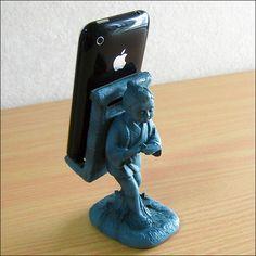 Motif. SMART PHONE STAND スマホスタンド 二宮金次郎