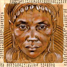 Stéphanie Ledoux -  Femme Pokot - Kenya