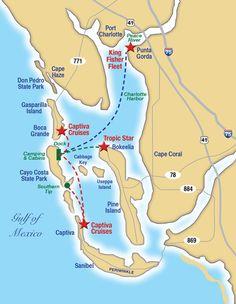 Cayo Costa State Park Ferry Ride - Florida Barrier Islands, Things to do near Cape Coral Florida Vacation Spots, Visit Florida, Old Florida, Florida Travel, Florida Beaches, Florida Camping, Destin Florida, Florida Living, Florida Usa