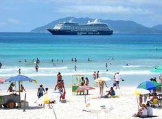 Praia do Forte - Cabo Frio - RJ - Brazil