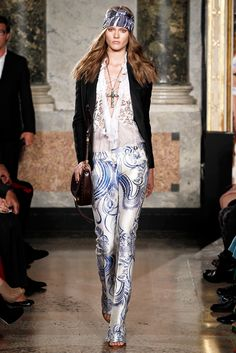 Pucci Spring 2011