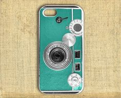 iPhone 4 Case - Camera iPhone 4 Case - Unique iPhone 4 Case. $14.00, via Etsy.