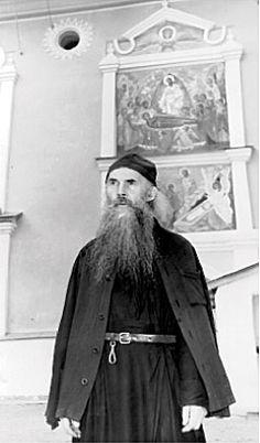 Archimandrite Seraphim - Pskov Caves Monastery