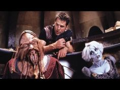 "345: Number of times the expletive ""frell"" was said on science fiction favorite 'Farscape' (1999-2003).  4 Seasons of Frells - Farscape - The Jim Henson Company - YouTube"