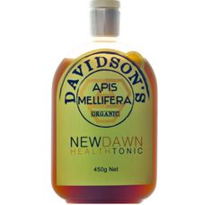 New Dawn Health Tonic. Organic natural treatment for fatigue and illness, rejuvenates and supports the immune system $25.95 NZD