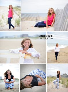 James Seip Photography - Salisbury, MD Portrait Photographer - Senior Portraits Class of 2014 Beach Senior Photography Poses, Senior Portraits Girl, Senior Photos Girls, Photography Pics, Beach Portraits, Senior Girls, Senior Pictures, Senior Session, Poses Photo
