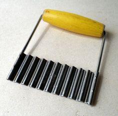 Crinkle Cutter for Chips/Vegetables