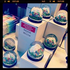 Since Park City didn't see too much snow this year, we put some in a globe for you! Nab your #Sundance snowglobe on Main. via @SundanceInstitute