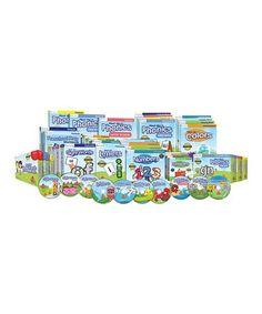 Look what I found on #zulily! Ultimate Preschool Prep DVD & Book Set #zulilyfinds