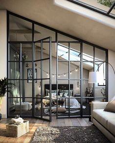 Loft Interior Design, Loft Design, Home Interior, Interior Styling, Interior Decorating, Interior Modern, House Design, Design Design, Diy Decorating
