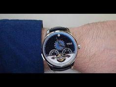 En la muñeca: #Montblanc ExoTourbillon Chronograph Vasco da Gama | Horas y Minutos