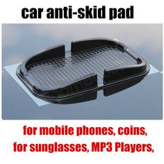 Car Dashboard Skid Sticky Pad Anti Slip Non-slip Mat in the Car Automobiles Interior Secure mobile phones coins MP3 Players