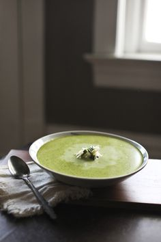 Asparagus Soup | The Whole Family's Food