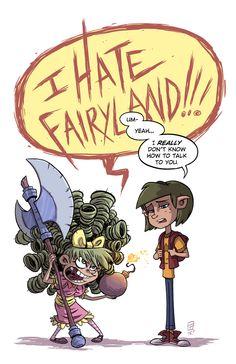 I Hate Fairyland By OtisFrampton On DeviantArt