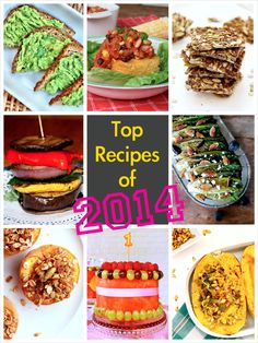 Top 5 Recipes of 2014 | C it Nutritionally