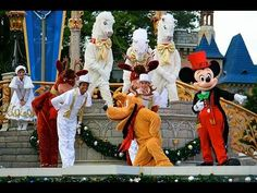 The Walt Disney Christmas Show - 20 Mins Stage Show  / - - Bookmark Your Local 14 day Weather FREE > www.weathertrends360.com/dashboard No Ads or Apps or Hidden Costs