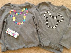 @Angie Wimberly Wimberly Neske! Disney DIY Shirts for Olivia this summer!!!