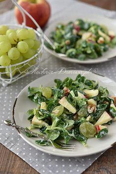 Raw Food Recipes, Appetizer Recipes, Salad Recipes, Healthy Recipes, Salad Dishes, Appetisers, Food Inspiration, Food To Make, Good Food