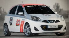New 2015 Nissan Micra Cup
