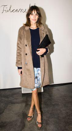 Celebrity Lookbook: Alexa Chung's Best Fashion Moments   | StyleCaster