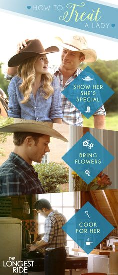 Real men know this already. #LongestRide  Watch it now on Digital HD