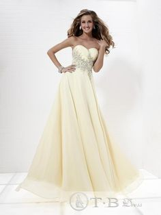 This is my prom dress! Already bought it and everything :D but it's in royal blue