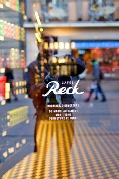Cafes Reck a Strasbourg
