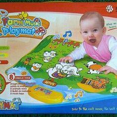 Saya menjual Playmat Suara Binatang Farm Music seharga Rp120.000. Dapatkan produk ini hanya di Shopee! https://shopee.co.id/sistalolly/136465675 #ShopeeID