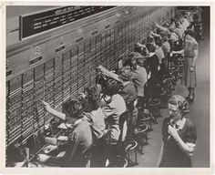 phone operator line