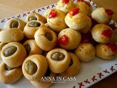 Anna in Casa: ricette e non solo: Panini tartina