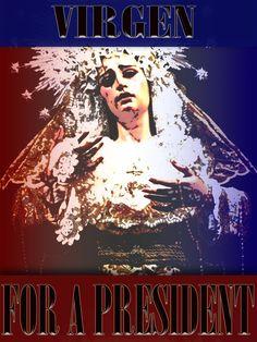 Virgen for a president.