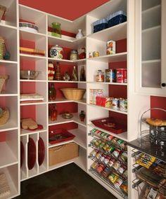 Idee per organizzare la dispensa della cucina (Foto 15/40) | Ricette