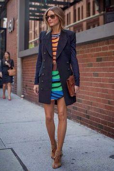 Social Wardrobe: Olivia Palermo Street Style