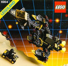 Space, the final frontier. especially in LEGO! - Space LEGOs of the Best Lego Sets Ever, Lego Vintage, Vintage Space, Technique Lego, Light Grid, Big Lego, Lego Videos, Lego Spaceship, Lego Construction