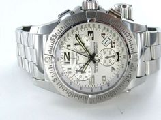 Breitling Emergency Mission Brand New In Box Set Never Worn A73322 Steel Watch $5,039