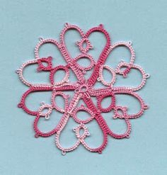Tatting by the Bay: Practicing Techniques