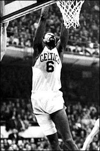 NBA.com: Bill Russell Bio
