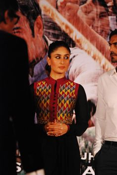 Amitabh Bachchan, Kareena Kapoor and Others @ Satyagraha Movie Raghupati Raghav Song Launch