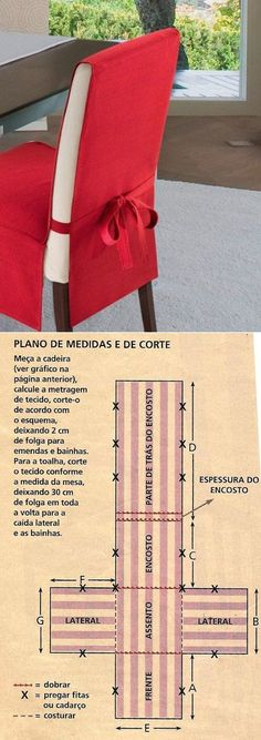 Super Ideas For Diy Decoracion Hogar Navidad Diy Sofa, Diy Chair, Diy Pallet Projects, Sewing Projects, Dinning Chair Covers, Bed Cover Design, Diy Storage Bench, Diy Gifts For Friends, Slipcovers For Chairs