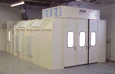 We can maintain or repair spray booths and air make-up units. Remember… Maintenance is more than changing filters. Your equiment is your company. #Paint #Booths