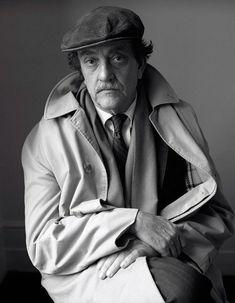 Dmitri Kasterine - Kurt Vonnegut, London, 1981