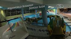 Aquaworld Budapest Jungle Slide (Kids slide) 360° VR POV Onride Kids Slide, Water Slides, Vr, Budapest, Travel, Viajes, Trips, Traveling, Tourism