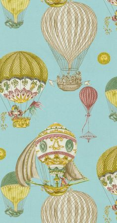 AERIAL ADVENTURE - Waverly - Waverly Fabrics, Waverly Wallpaper, Waverly Bedding, Waverly Paint and more