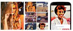 Prisma la app que convierte tus fotos en obras de arte #FacebookPins