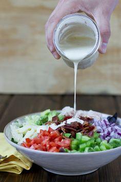 joghurt salatdressing für schmackhafte salate