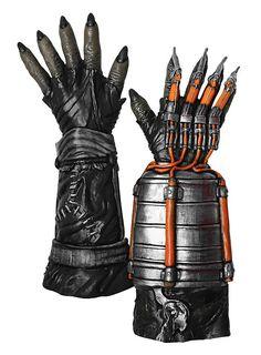 Batman Scarecrow Hände