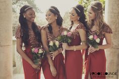 Yet another reason to love Virgos Lounge. The UK designer recently launched its Spring/Summer 2014 collection and as usual we're drooling. They went a little further this year by publishing Virgos Lounge, Bridesmaid Flowers, Wedding Bridesmaid Dresses, Wedding Gowns, Red Wedding, Wedding Bells, Wedding Ideas, Flower Girl Dresses, Flower Girls
