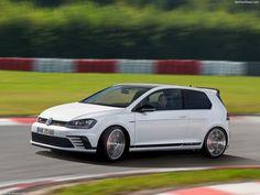 La Volkswagen Golf GTI Clubsport presente a Francfort